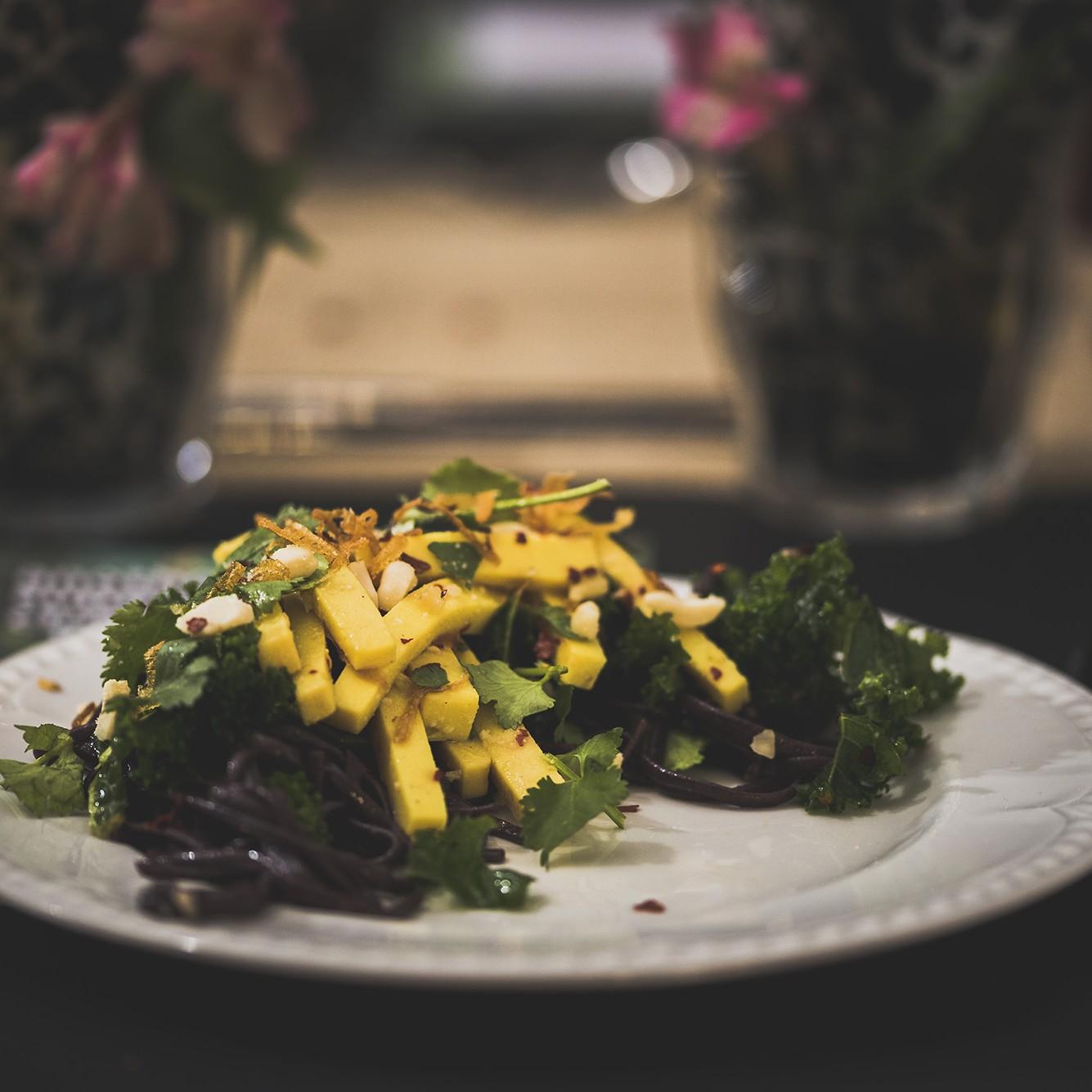Kale Tohu Salad