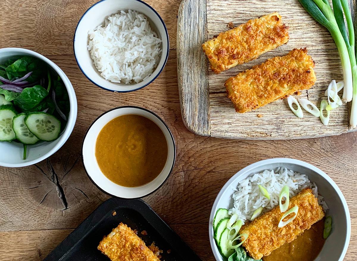 Midweek Vegan Katsu Curry